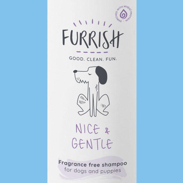 Nice & Gentle Shampoo 300ml