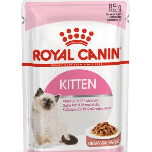 Royal Canin Kitten (in gravy)