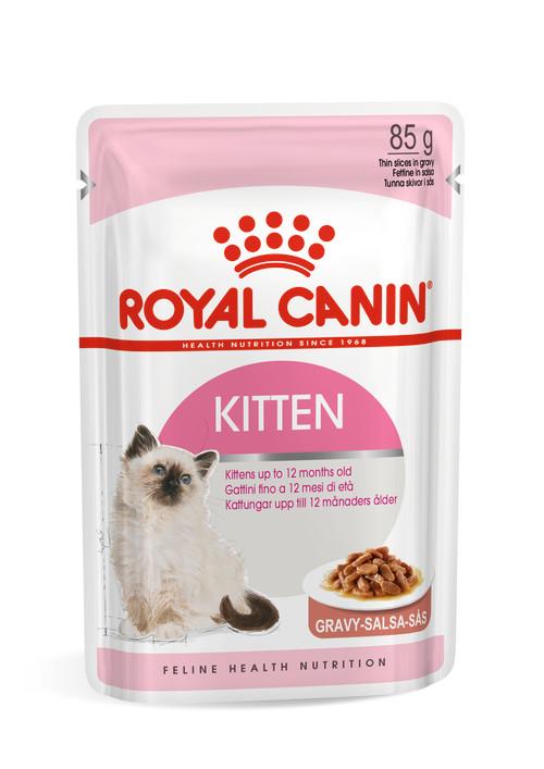 Royal Canin Kitten (in gravy)