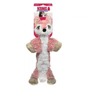 KONG Low Stuff Flopzie Fox
