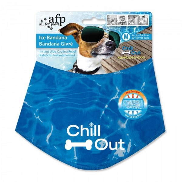 all for paws Ice Bandana