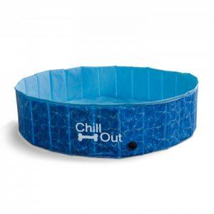 Splash And Fun Dog Pool
