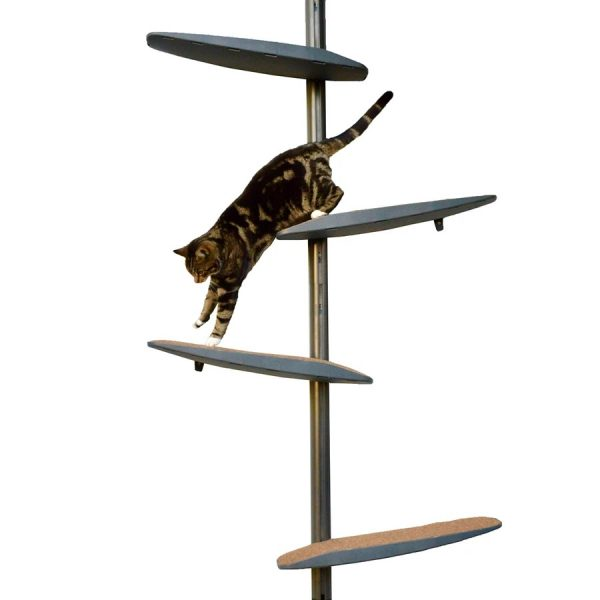 Pro Wall-Mounted Cat Climber