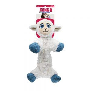 KONG Low Stuff Flopzie Lamb