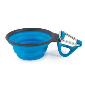 Dexas Popware Collapsible Travel Cup Blue