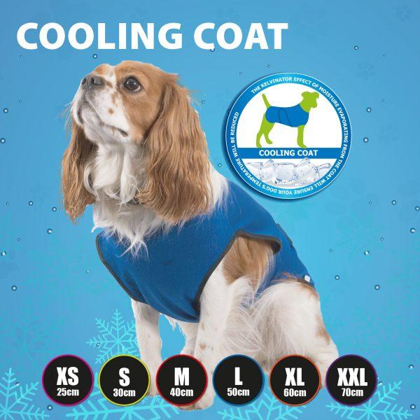 Ancol Dog Cooling Coat XS